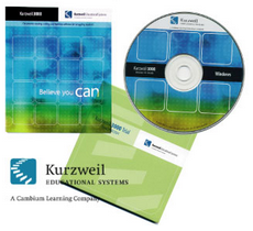 Kursweil 3000 software