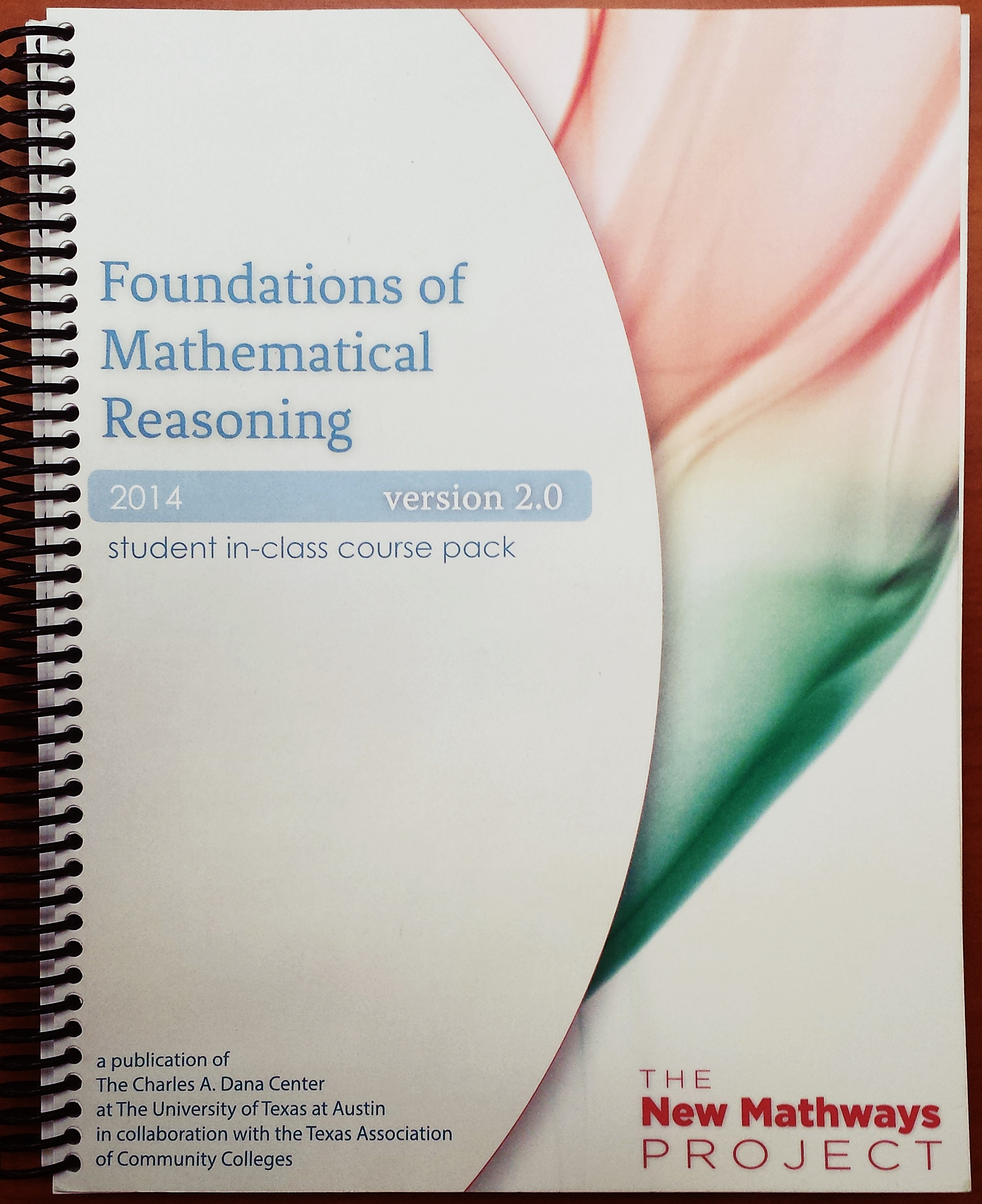 Foundations of Mathematical Reasoning textbook
