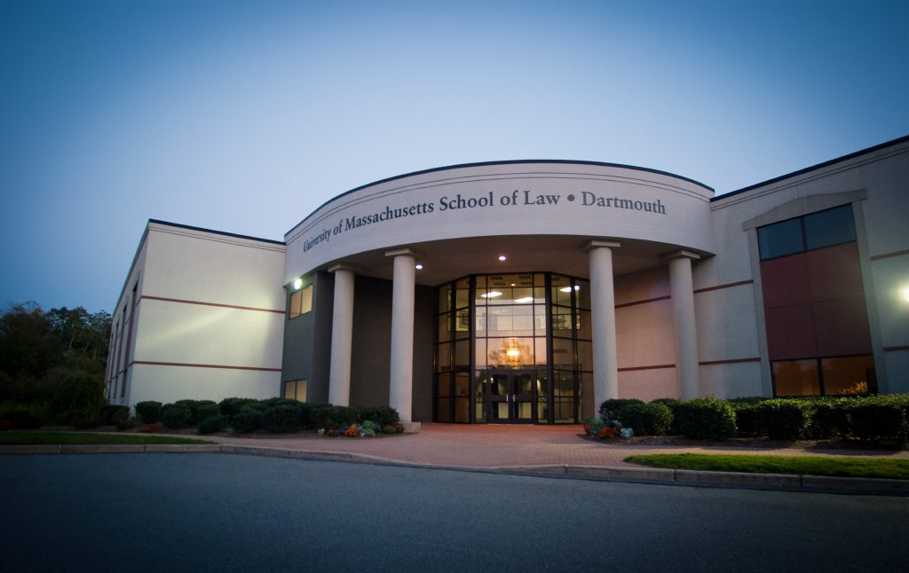 Photo of the University of Massachusetts School of Law