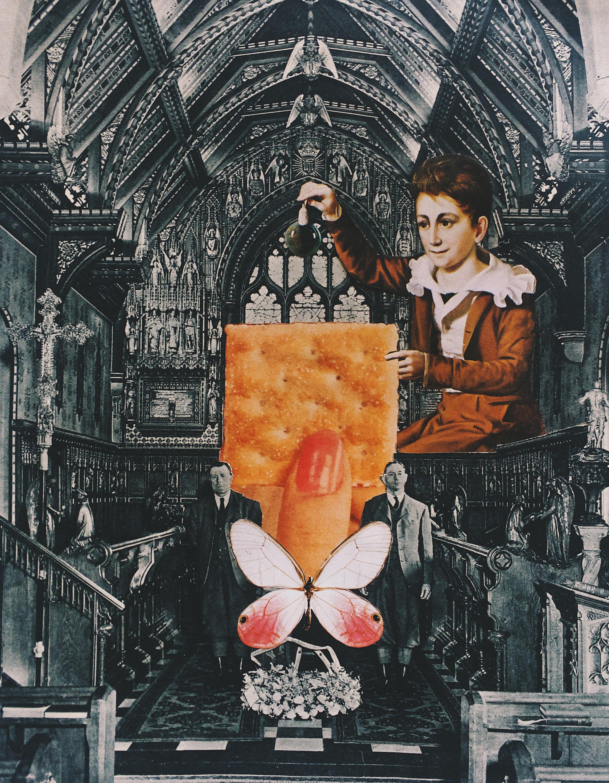 Rijard Bergeron Collage