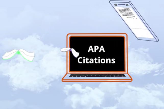 APA graphic