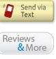 Text a call number and Reviews and More links