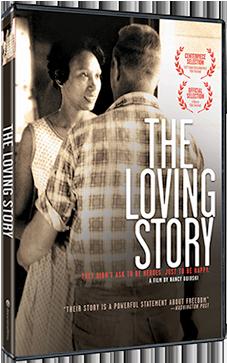 Loving Story DVD cover