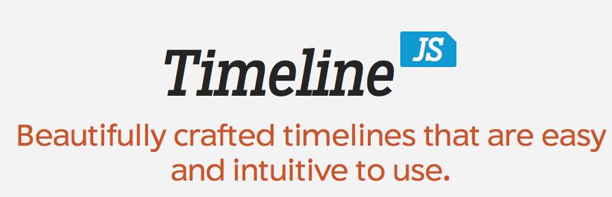 TimelineJS logo