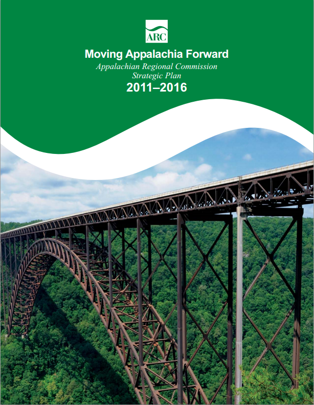 Appalachia Forward: ARC Strategic Plan, 2011–2016