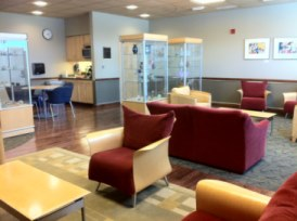 Photo of Mardigian Library Faculty Lounge