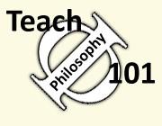 Teach Philosophy 101 Logo