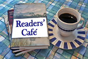 Readers' Cafe logo