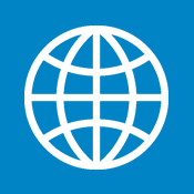 borrow globally icon