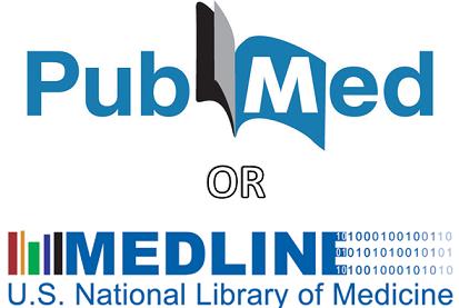 PubMed and Medline Logos