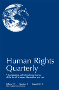 Human Rights Quarterly