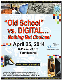 """Old School"" vs. DIGITAL... Nothing But Choices!"