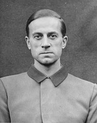 Dr. Karl Brandt, Hitler's personal physician and organizer of Action T4