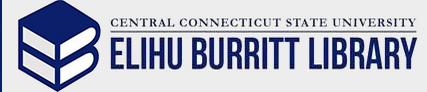 Elihu Burritt Library logo