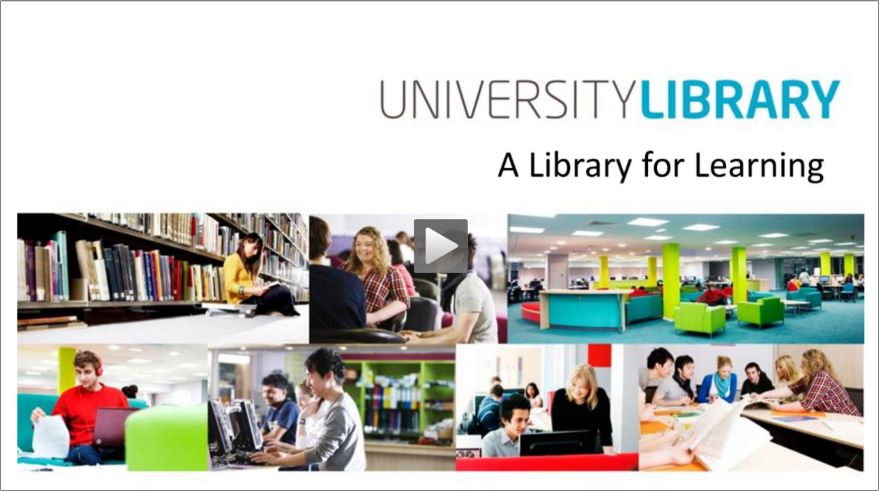 London Campus Introduction - Interactive Presentation