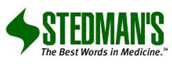 stedman's logo
