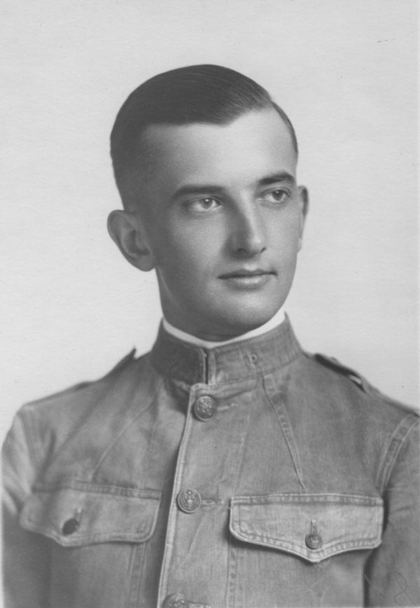 Victor Cullin, circa 1918