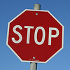 Stop Sign Photo by Daniel Greene