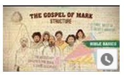 Gospel of Mark Part 2