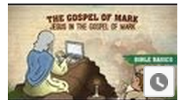 Gospel of Mark Part 3