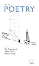 Poetry Magazine Cover April 2010