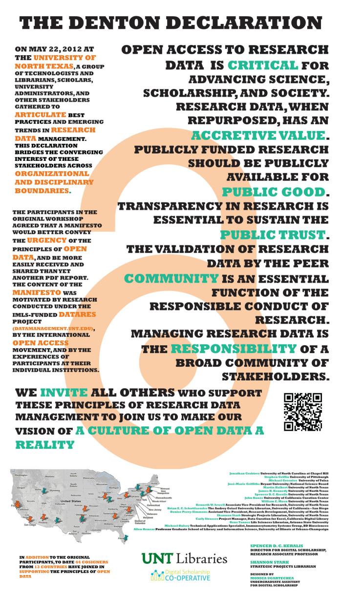 The Denton Declaration imagelink