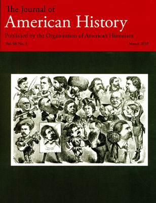 journal of american history cover