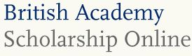 image and link to British Academy Scholarship Online