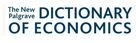 link and image to The New Palgrave Dictionary of Economics