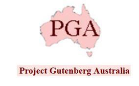 Project Gutenberg of Australia logo