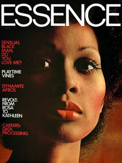 First Essence cover May 1970