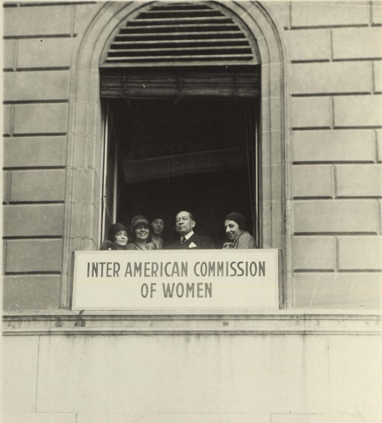 Geneva Headquarters of the Inter American Commission of Women. c. 1930