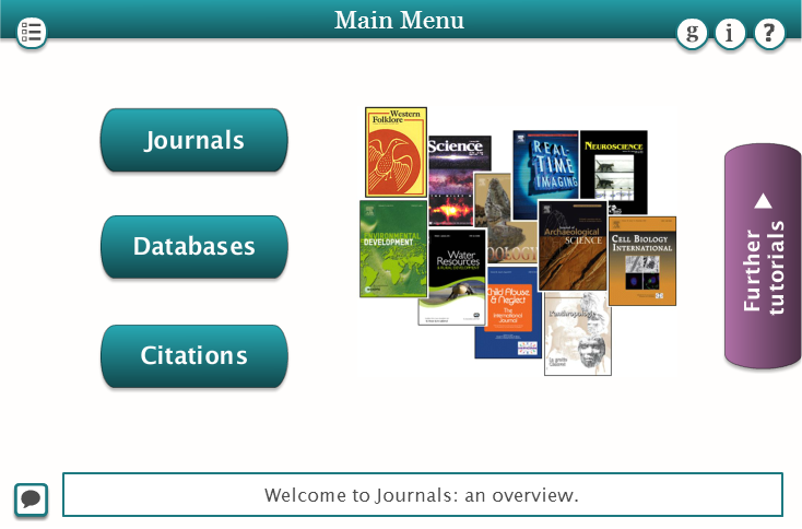 Journals & Databases