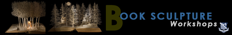 Book Sculptures Banner