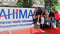 AHIMA Student Attendees Fall 2013