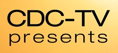 Logo for CDC-TV