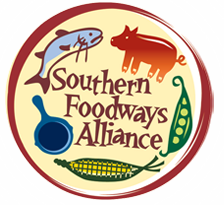 Logo for the Southern Foodways Alliance