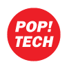 Logo for Pop Tech