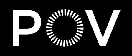 Logo for POV