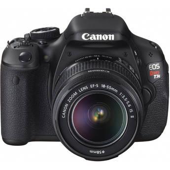 Picture of Canon Rebel Camera