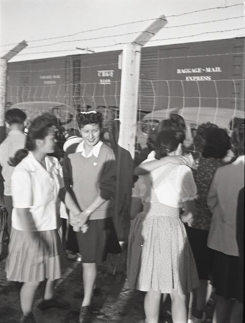 Heart Mountain Internees, 1940's