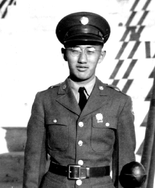 Roy Shiosaki, Fort Riley, Kansas, October 1942