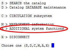 IIIChar Additional System Functions
