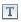 iReport Text Field Icon