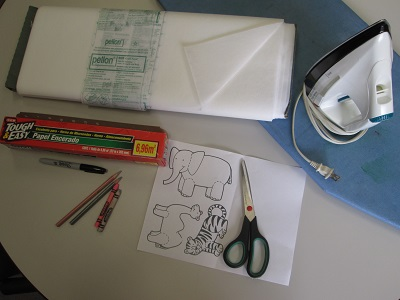 interfacing for flannel boards