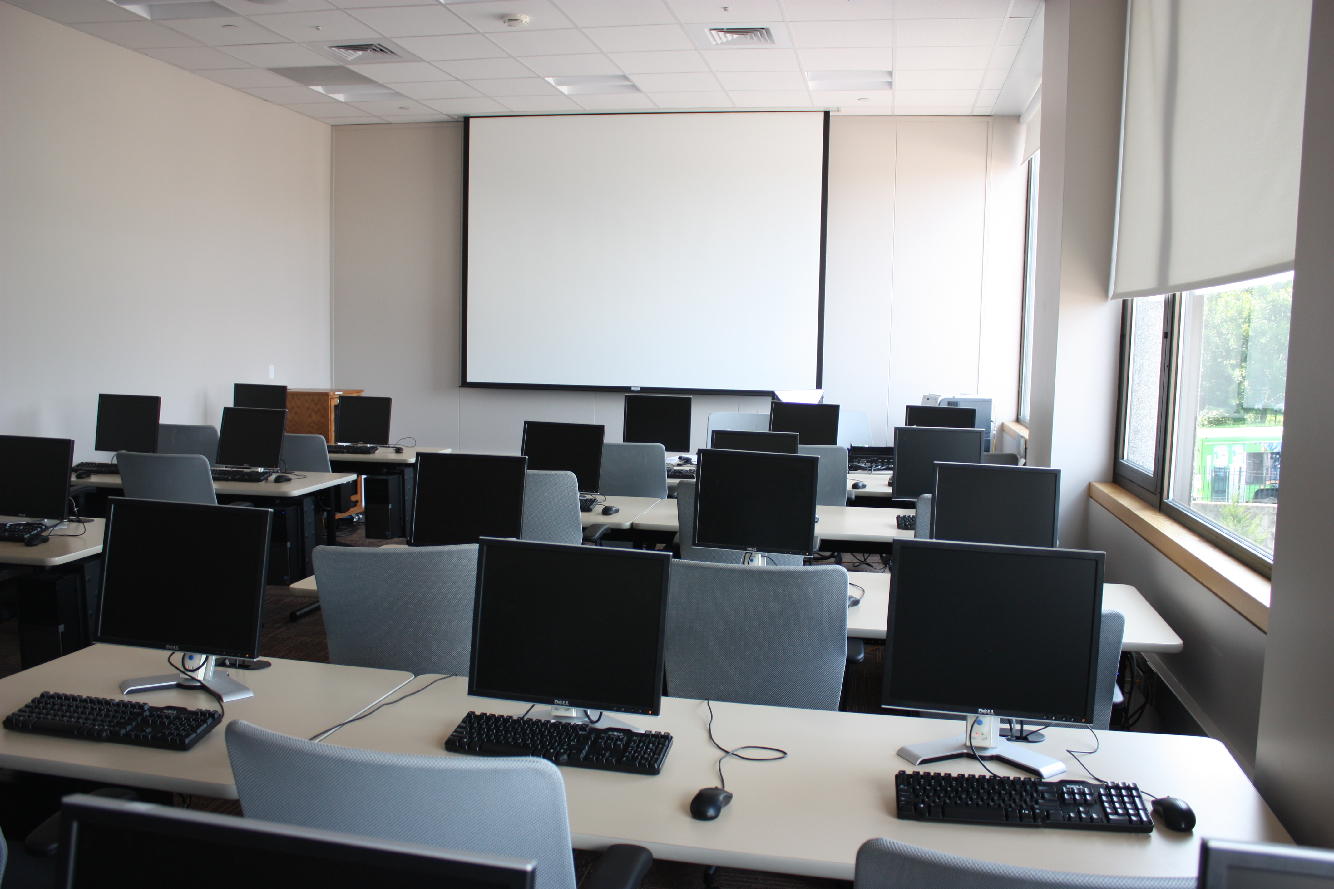O'Neill Interactive Learning Room