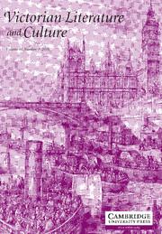 Victorian Literature and Culture