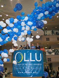 OLLU Woodlands event