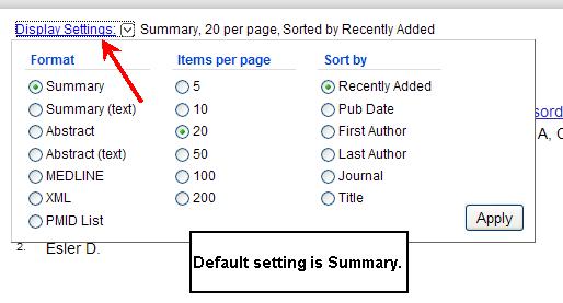 display settings screenshot