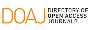 DOAJ -Directory of Ope Access Journal logo